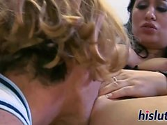 Slutty office worker gets rammed hard