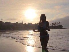Jordanía Carver - de playa Peach - El verano se llamando!