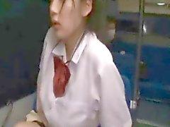 beste Aziatische schoolmeisje compilatie