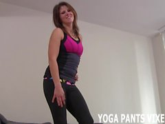 I will make you cum after I do my yoga JOI