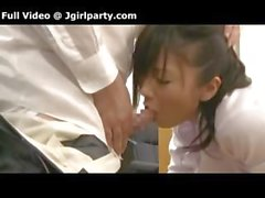 Japanese Boss Films Himself With His Slutty Secretary