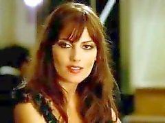 Actrice de arabe fumer ( non nus )