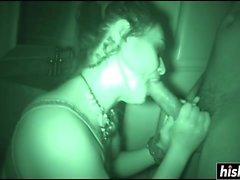 Charley Chase knullas i mörkret