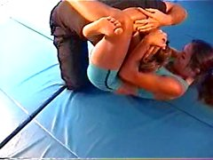 mixed wrestling femdom 6