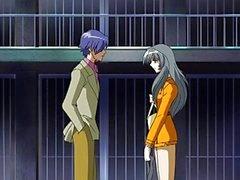 Anime maid pleasure