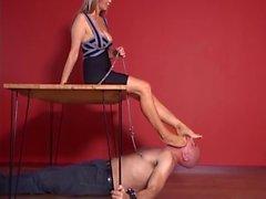 Adoración del pie y tortura