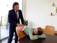 Punished By My Boss