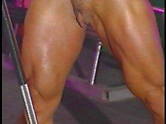 vücut geliştirme klitoris