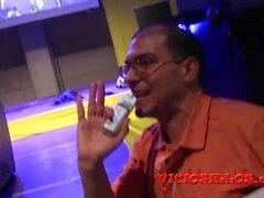 Alejandro Mango y Tony di Luzzi fisting ValenciaSexFestival