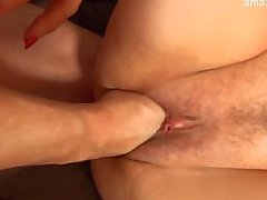 Glamour cowgirl public sex