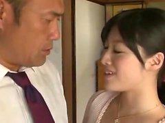 Asian Japanese mature wife Masturbation Oral Sex