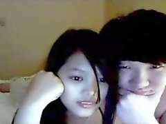 chinese webcam couple