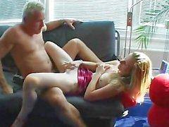 Bir 69 blond çift