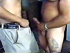 старые черно серая мускулистый дедушку засасывается , ТРАХАТЬСЯ молодого SONboy