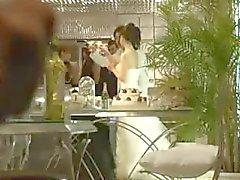 Foda-se em segredo com o ex em sua cerimônia de casamento 3