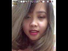 Bigo live Em Trương Nghi, Linh Nhi thả rông cho các chế thèm