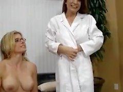 Mom och Doctor Fuck Step Son