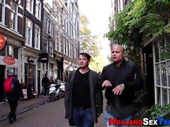 whore holandês peituda chupa