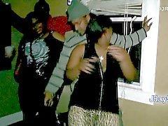 House Party! - Encoxada Redbone Groping