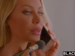 Nicole Aniston Tries Out The New BBC Modell