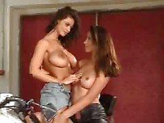 Veronika Zemanova e a Kyla Cole