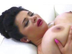 Büyük göğüsler ofis seks