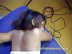 Jill Filipino Amateur adolescente BJ
