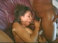 Busty Latina Kira Gets DP In Threesome