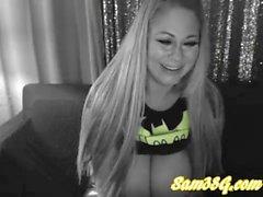 Samantha 38g osa 2 Cosplay kuin Batwoman elää nokka näyttää