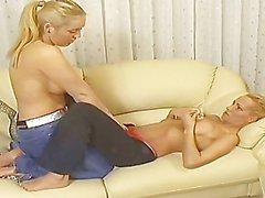 Lesbian Lounge 3 - Scene 4