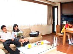 Japanisch Teenageralter Massage Voyeur