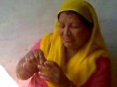 Hint yeni evli köy bhabhi tam zevk