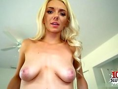 Hot sister pov and facial