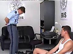 полицейский допрос