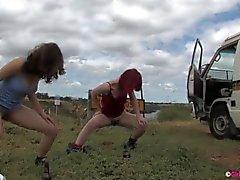 Lia & Sofia - Campervan Cruising