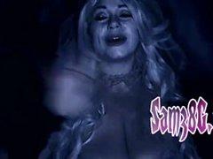 Geisterbraut Samantha38g Cosplay Livecam Show-Archiv