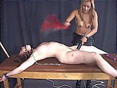 Puta merda amante com brinquedos sexuais