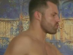 Best of Gay Double penetration - Anal DP osa 11