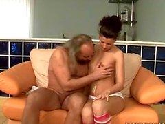 Horny Grandpas and Pretty Teens