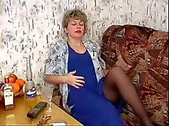 Russian Mom - Valentina 10