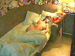 Voyeur - BedRoom & LivingRoom Masturbation