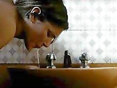 Deborah Secco ásperas cenas de sexo