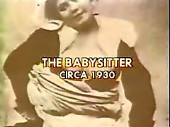 Старинные Babysitter