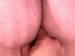 fils musculaire sexe oral et éjac