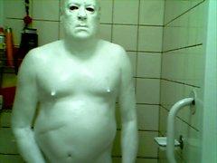 pintura corporal esclavo Gerard