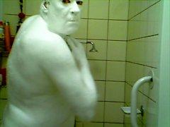 escultor de pintura corporal Gerard