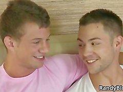 Brett und Kaleb Hardcore Homosexuell Porno part6
