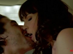 Dana De Armond Sex In The Car