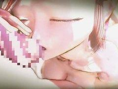 I Bad Karma - Horny 3D Anime kön filmer