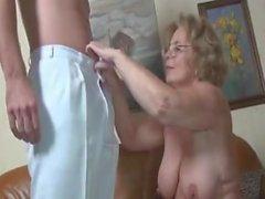granny barbara fucking